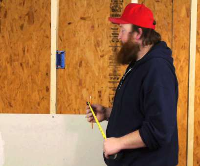 how to install electrical outlet in existing drywall How to Install Sheetrock Around Electrical Boxes : Drywall Help, YouTube How To Install Electrical Outlet In Existing Drywall Most How To Install Sheetrock Around Electrical Boxes : Drywall Help, YouTube Collections
