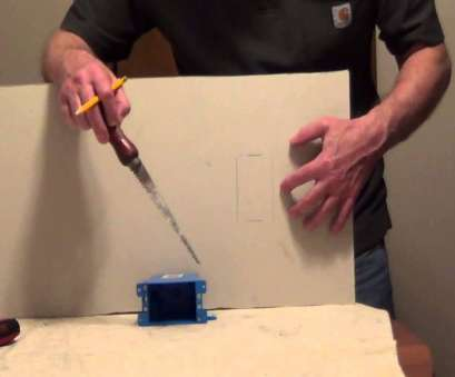 how to install electrical outlet in existing drywall How to Install, Work Electrical,, Remodeling Box How To Install Electrical Outlet In Existing Drywall Most How To Install, Work Electrical,, Remodeling Box Images