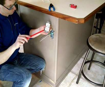 how to install electrical outlet in kitchen 52 in 2016 Project 6 Island Outlet How To Install Electrical Outlet In Kitchen Perfect 52 In 2016 Project 6 Island Outlet Ideas