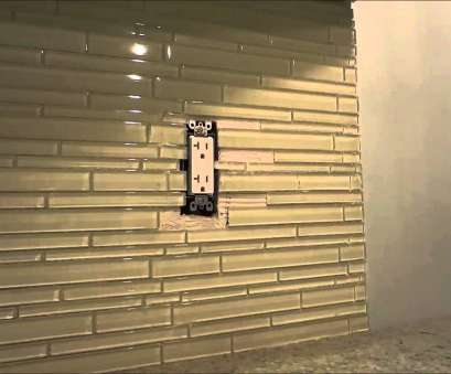how to install electrical outlet in tile backsplash How To Backsplash Around Plugs, Switches (Mesh Backsplash), YouTube How To Install Electrical Outlet In Tile Backsplash New How To Backsplash Around Plugs, Switches (Mesh Backsplash), YouTube Solutions