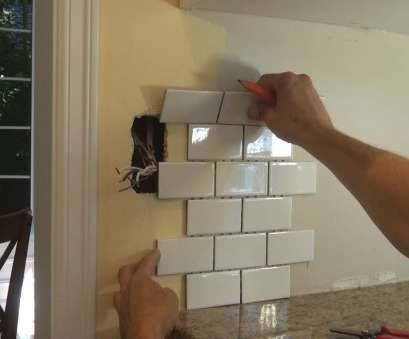 how to install electrical outlet in tile backsplash How to move Backsplash Outlet before tile work. Перенос розетки How To Install Electrical Outlet In Tile Backsplash Practical How To Move Backsplash Outlet Before Tile Work. Перенос Розетки Solutions
