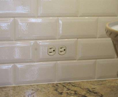 how to install electrical outlet in tile backsplash how to place outlets in subway tile, Close up of a tiled in subway tile switch plate cover How To Install Electrical Outlet In Tile Backsplash Most How To Place Outlets In Subway Tile, Close Up Of A Tiled In Subway Tile Switch Plate Cover Images