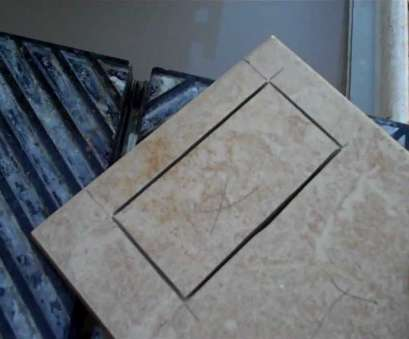 how to install electrical outlet in tile floor How to, a hole in, middle of a tile How To Install Electrical Outlet In Tile Floor Perfect How To, A Hole In, Middle Of A Tile Photos