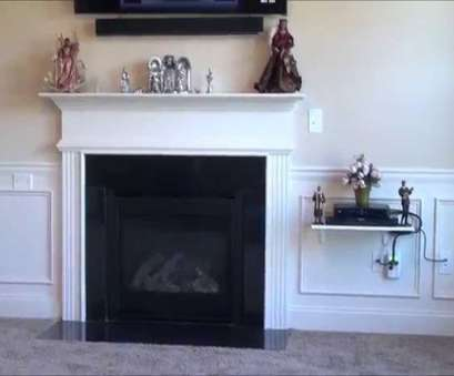 how to install electrical outlet over fireplace How to install your Flat screen TV without wires showing How To Install Electrical Outlet Over Fireplace Popular How To Install Your Flat Screen TV Without Wires Showing Collections