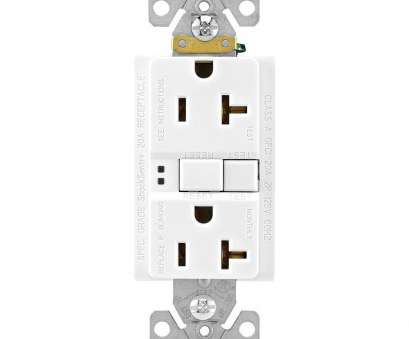 how to install electrical outlet with reset button Eaton GFCI Self-Test, -125V Duplex Receptacle with Standard Size Wallplate, White How To Install Electrical Outlet With Reset Button Best Eaton GFCI Self-Test, -125V Duplex Receptacle With Standard Size Wallplate, White Solutions