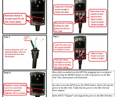 how to install electrical outlet with reset button If water gets into, GFCI plug, it will cause it to trip. Be sure to protect, plug from rain/snow How To Install Electrical Outlet With Reset Button Cleaver If Water Gets Into, GFCI Plug, It Will Cause It To Trip. Be Sure To Protect, Plug From Rain/Snow Galleries