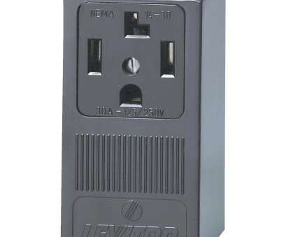 how to install leviton electrical outlet Leviton 4-Wire Dryer Power Outlet, 55054, Do it Best How To Install Leviton Electrical Outlet New Leviton 4-Wire Dryer Power Outlet, 55054, Do It Best Solutions