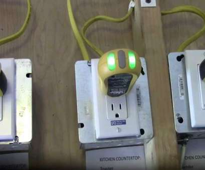 how to install multiple electrical outlet How to Install Multiple GFCI Receptacles in, Same Circuit 9 Popular How To Install Multiple Electrical Outlet Ideas