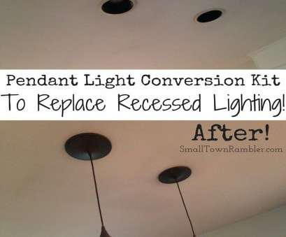 how to install portfolio recessed light conversion kit @smalltownramblr shows, how to convert recessed lighting into pendant # lighting with #Pendant Conversion Kit How To Install Portfolio Recessed Light Conversion Kit Simple @Smalltownramblr Shows, How To Convert Recessed Lighting Into Pendant # Lighting With #Pendant Conversion Kit Solutions