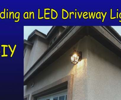 how to install recessed driveway lights DIY, Adding Driveway Lights How To Install Recessed Driveway Lights Top DIY, Adding Driveway Lights Galleries