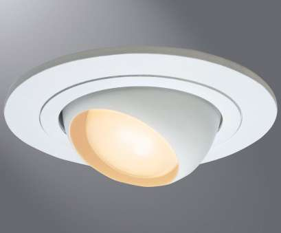 how to install recessed eyeball light 998 4 Inch Adjustable Eyeball Trim by Halo, 998P How To Install Recessed Eyeball Light Brilliant 998 4 Inch Adjustable Eyeball Trim By Halo, 998P Images