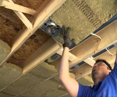 16 Creative How To Install Recessed Lighting Around Insulation Collections