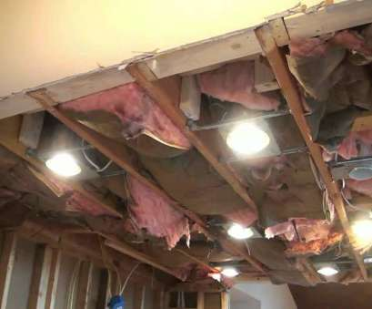 12 Nice How To Install Recessed Lighting In, Construction Photos