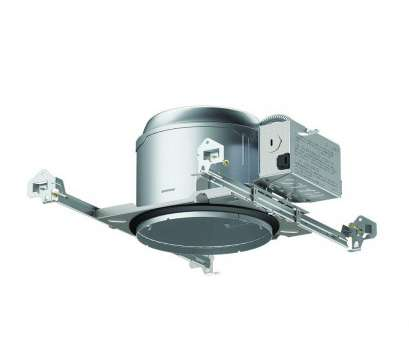 how to install recessed lighting in new construction Aluminum, Recessed Lighting Housing, New Construction Ceiling, T24, Insulation Contact, Air-Tite-H995ICAT -, Home Depot How To Install Recessed Lighting In, Construction Most Aluminum, Recessed Lighting Housing, New Construction Ceiling, T24, Insulation Contact, Air-Tite-H995ICAT -, Home Depot Images