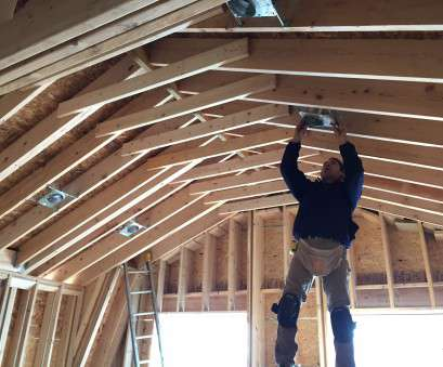 how to install recessed lighting in new construction ... Edge Recessed Lighting Angled Ceiling Vaulted Distinguished How To Install Recessed Lighting In, Construction Top ... Edge Recessed Lighting Angled Ceiling Vaulted Distinguished Photos