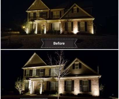 How To Install Recessed Lighting In Eaves Creative Diy Recessed Lighting Best Exterior, Lights Outdoor, Eave Pictures
