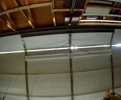 how to install recessed lighting in garage I love this!! Installing 4', light fixtures on my overhead garage door How To Install Recessed Lighting In Garage Practical I Love This!! Installing 4', Light Fixtures On My Overhead Garage Door Photos