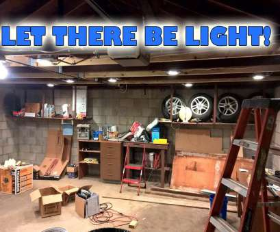 how to install recessed lighting in garage Installing, lights in, garage :: Flipping, switch! How To Install Recessed Lighting In Garage Perfect Installing, Lights In, Garage :: Flipping, Switch! Ideas