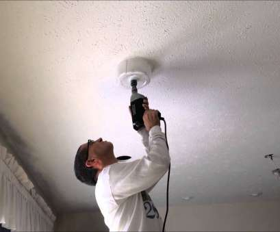 how to install recessed lighting in plaster ceiling Cutting holes, recessed lights using Milwaukee Hole Cutter, (part number 49-56-0320), YouTube 19 New How To Install Recessed Lighting In Plaster Ceiling Photos