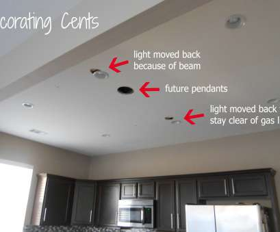 how to install recessed lighting in plaster ceiling Decorating Cents: Kitchen Lighting Part 1 How To Install Recessed Lighting In Plaster Ceiling Best Decorating Cents: Kitchen Lighting Part 1 Photos
