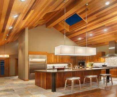 how to install recessed lighting in sloped ceiling Multi color wood ceiling recessed lighting modern fixture, tile How To Install Recessed Lighting In Sloped Ceiling Creative Multi Color Wood Ceiling Recessed Lighting Modern Fixture, Tile Solutions