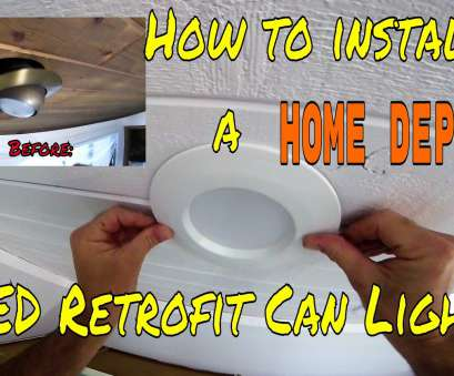 how to install new recessed led lighting Led Recessed Lighting, Fresh, How to Install Home Depot, Retrofit, Light Kit How To Install, Recessed, Lighting Best Led Recessed Lighting, Fresh, How To Install Home Depot, Retrofit, Light Kit Galleries