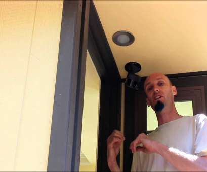 how to install recessed lighting outside Tiny house tech; recessed porch light with remote motion sensor, YouTube How To Install Recessed Lighting Outside Professional Tiny House Tech; Recessed Porch Light With Remote Motion Sensor, YouTube Images
