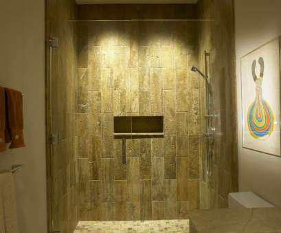 how to install recessed lighting over a shower Wonderful Natural Shower Recessed Lighting Design Ideas Displaying Cleanly Glass Door With Amazing Wall Natural Shades, Ceiling Recessed Light Beautify 18 Perfect How To Install Recessed Lighting Over A Shower Pictures