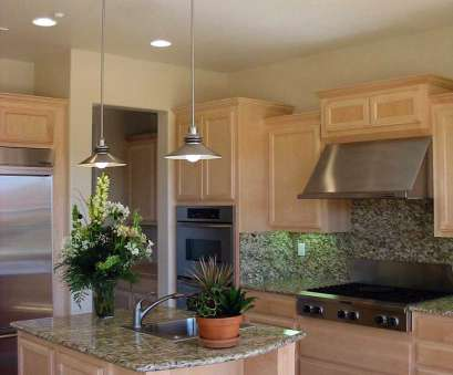 how to install recessed lighting over kitchen sink ... Kitchen Light, Zero Energy Home In California: Affordable, lights in kitchen Design How To Install Recessed Lighting Over Kitchen Sink Nice ... Kitchen Light, Zero Energy Home In California: Affordable, Lights In Kitchen Design Images