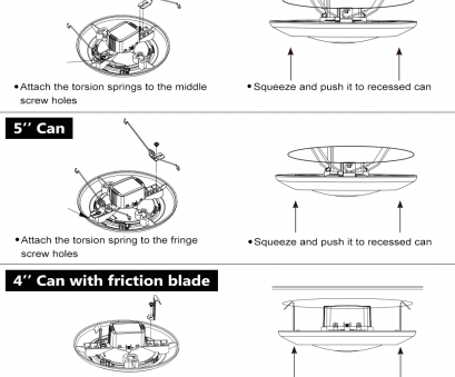 how to install recessed lighting springs 13W Dimmable Retrofit, Surface & Recessed Light, TORCHSTAR How To Install Recessed Lighting Springs Popular 13W Dimmable Retrofit, Surface & Recessed Light, TORCHSTAR Solutions
