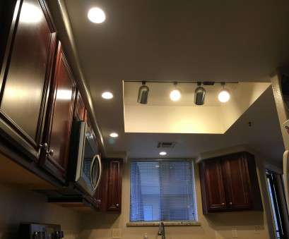 how to install recessed lighting and switch Kitchen Lighting,Installed, switch, 4 3000k 4-inch recessed lights on a How To Install Recessed Lighting, Switch Professional Kitchen Lighting,Installed, Switch, 4 3000K 4-Inch Recessed Lights On A Solutions
