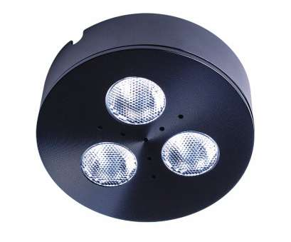 How To Install Recessed Puck Lights Best Shop Armacost Lighting TriVue Matte Black 4000K 2.75-In Puck Light Photos