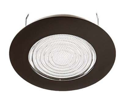 how to install recessed shower light Nicor Lighting Oil-Rubbed Bronze Shower Recessed Light Trim (Fits Housing Diameter: 6 8 Top How To Install Recessed Shower Light Photos