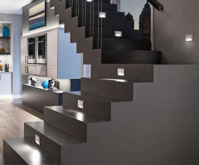 how to install recessed stair lighting A Guide to Staircase Lighting, ACDC Dynamics Online How To Install Recessed Stair Lighting Perfect A Guide To Staircase Lighting, ACDC Dynamics Online Photos