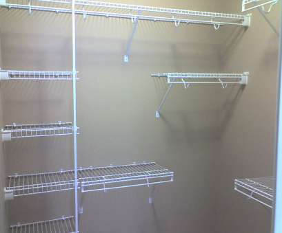 how to install wire rack shelving How To Install Wire Closet Shelving, Fossil Brewing Design 8 Professional How To Install Wire Rack Shelving Ideas