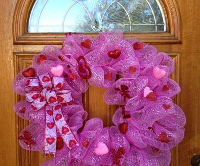 how to make a mesh ribbon wreath on wire frame Valentine mesh wreath made with 16in wire frame, 12in mesh, dollar tree hearts, dollar general ribbon How To Make A Mesh Ribbon Wreath On Wire Frame Popular Valentine Mesh Wreath Made With 16In Wire Frame, 12In Mesh, Dollar Tree Hearts, Dollar General Ribbon Photos