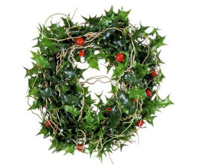 how to make a mesh ribbon wreath on wire frame Wire Wreath Frame, 12