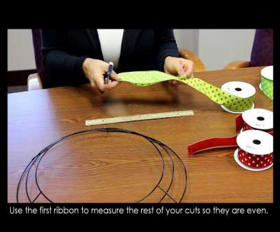 how to make a mesh ribbon wreath on wire frame Wire Wreath Frame (Christmas) How To Make A Mesh Ribbon Wreath On Wire Frame Cleaver Wire Wreath Frame (Christmas) Solutions
