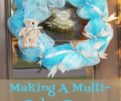 how to make a mesh wreath with wire frame Making A Multi Color Deco Mesh Wreath ·, To Make A Wreath How To Make A Mesh Wreath With Wire Frame Practical Making A Multi Color Deco Mesh Wreath ·, To Make A Wreath Images