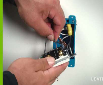 how to quick wire a light switch Leviton Presents:, to Wire a Device Using, Quickwire Method 12 New How To Quick Wire A Light Switch Collections