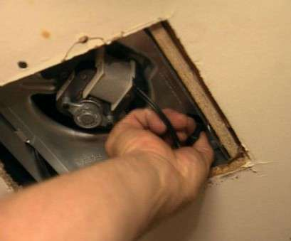 how to replace a bathroom ceiling fan/light How to Replace an Exhaust Fan, how-tos, DIY How To Replace A Bathroom Ceiling Fan/Light Practical How To Replace An Exhaust Fan, How-Tos, DIY Collections