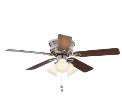 how to replace a ceiling fan with a pendant light null Clarkston 44, Indoor Brushed Nickel Ceiling, with Light Kit How To Replace A Ceiling, With A Pendant Light Creative Null Clarkston 44, Indoor Brushed Nickel Ceiling, With Light Kit Solutions