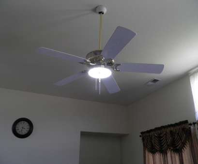 how to replace a light fixture with a ceiling fan with lights LED Light, Ceiling, -- Conversion, Part 3 of 6 How To Replace A Light Fixture With A Ceiling, With Lights Practical LED Light, Ceiling, -- Conversion, Part 3 Of 6 Pictures