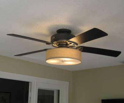 how to replace a light fixture with a ceiling fan with lights Low Profile Linen Drum Shade Light, for Ceiling,, S.T. Lighting LLC How To Replace A Light Fixture With A Ceiling, With Lights Nice Low Profile Linen Drum Shade Light, For Ceiling,, S.T. Lighting LLC Pictures