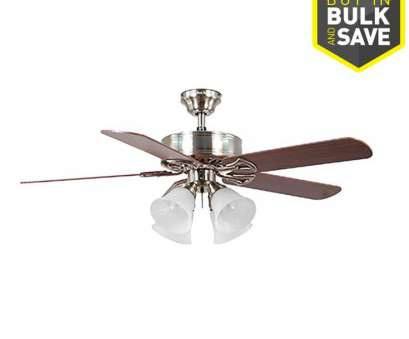 how to replace ceiling fan with can light Harbor Breeze Springfield II 52-in Brushed Nickel Indoor Ceiling, with Light Kit How To Replace Ceiling, With, Light Brilliant Harbor Breeze Springfield II 52-In Brushed Nickel Indoor Ceiling, With Light Kit Ideas