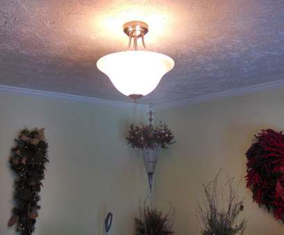 how to replace the ceiling fan with light Mark's Project Blog: Replacing a ceiling, with a light fixture How To Replace, Ceiling, With Light Nice Mark'S Project Blog: Replacing A Ceiling, With A Light Fixture Pictures