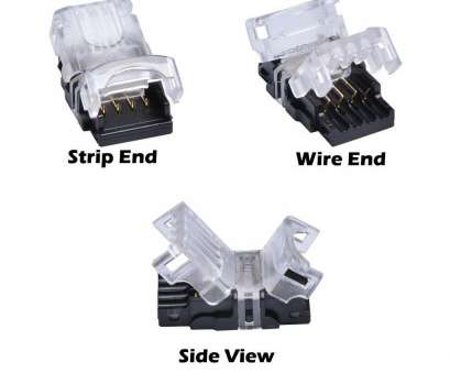 how to strip 22 gauge wire RGB, Strip Connector, 4, With Extension Wire UL Listed, Feet/3 Meter 22 Gauge 4 Conductor,, Strip to Power Lead or Strip to Strip Jumper How To Strip 22 Gauge Wire Brilliant RGB, Strip Connector, 4, With Extension Wire UL Listed, Feet/3 Meter 22 Gauge 4 Conductor,, Strip To Power Lead Or Strip To Strip Jumper Photos