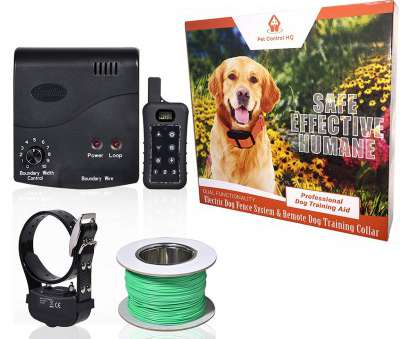how to twist electric dog fence wire Amazon.com : Wireless Combo Electric, Fence System with Remote, Training Collar by PetControlHQ, Safe Electric, Containment with WATERPROOF How To Twist Electric, Fence Wire Creative Amazon.Com : Wireless Combo Electric, Fence System With Remote, Training Collar By PetControlHQ, Safe Electric, Containment With WATERPROOF Pictures