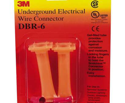 how to run underground electrical wire 3M DBR/Y-6 Electrical Connectors Kits, Electrical Split Bolt Connectors, Amazon.com How To, Underground Electrical Wire Popular 3M DBR/Y-6 Electrical Connectors Kits, Electrical Split Bolt Connectors, Amazon.Com Ideas