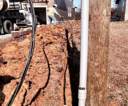 how to run underground electrical wire Historically, electrical, similar wires were, aboveground, connecting to homes, businesses from tall, somewhat-unsightly poles 16 Creative How To, Underground Electrical Wire Galleries